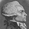 Portrait of Robespierre