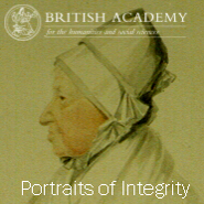 Portraits of Integrity logo