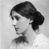 Portrait of Virginia Woolf