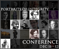 Portraits of Integrity Conference, Dec 11 - 12